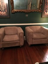 TV Chairs - Set in Montgomery, Alabama