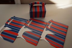 Party Favor Boxes Boy, Quantity 4 in Chicago, Illinois