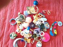 Misc earrings for crafts in Alamogordo, New Mexico