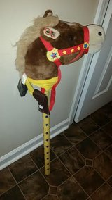 Talking Stick Pony in Fort Campbell, Kentucky