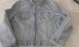 Denim Jacket in Fort Lee, Virginia
