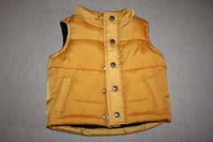 New GYMBOREE Puffer Vest (with tags) - $8 (Naperville) in Glendale Heights, Illinois