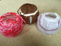 EASTER Collapsible Sports & Pink Baskets in Aurora, Illinois