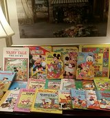 Lot of Disney's Books in Westmont, Illinois