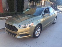 Ford Fusion in Camp Pendleton, California