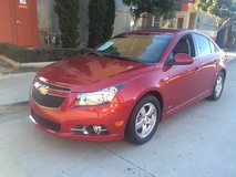 Chevy Cruze in Camp Pendleton, California