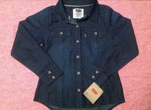 NEW Girl Levi's shirt (size small 4-5) in The Woodlands, Texas