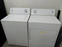 Whirlpool washer n dryer in Goldsboro, North Carolina