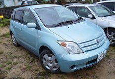 *SALE!* 2004 Toyota IST* Excellent Condition, 500 Series Plate, Clean!* Brand New JCI * in Okinawa, Japan
