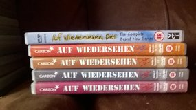 auf wiedersehen pet dvd bundle £10 lot in Lakenheath, UK