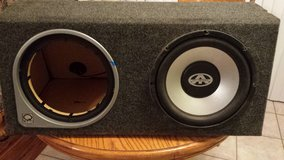 Q Logic Speaker Box with One Speaker in Las Cruces, New Mexico