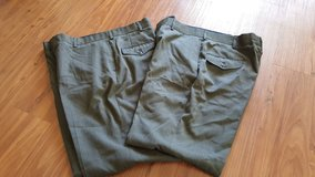 *Reduced* 36L Marine Green Trousers in Beaufort, South Carolina
