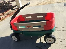 Lowered ~Little Tikes Wagon~ in 29 Palms, California