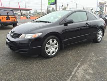 2010 honda civic coupe in Fort Lewis, Washington