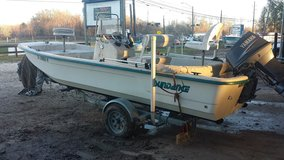 2004 Sundance F19 W/ 70hp Yam in Houston, Texas