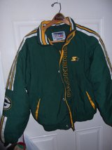 NFL GREEN BAY PACKER JACKET  (youth) in Cherry Point, North Carolina