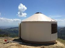 24FT YURT IN MINT CONDITION FOR SALE in Elizabeth City, North Carolina