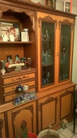 China Cabinet in Fort Bliss, Texas