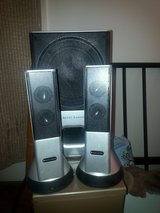 ALTEC LANSING 2.1 SPEAKER SYSTEM in Bartlett, Illinois
