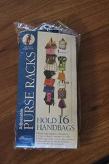 PURSE, BAG RACKS ORGANIZER x2 in Lakenheath, UK