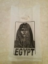 EGYPT bag in Ramstein, Germany