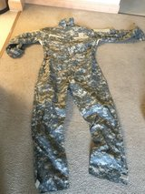 Coveralls ACU in Okinawa, Japan