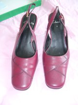 Dk Red Shoes size 5 in Lakenheath, UK