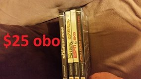 PS2 games 4 total. Will not sell individually in Fort Knox, Kentucky