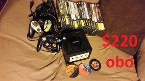 Nintendo game Cube system and games. Will not sell individually in Fort Knox, Kentucky