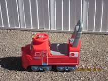 fire truck ride-on for toddlers in Alamogordo, New Mexico