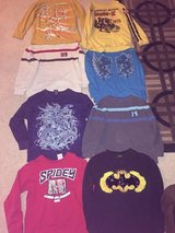 LONG SLEEVE BOYS SHIRTS ALL SIZE MEDIUMS 7s & 8s in Fort Carson, Colorado