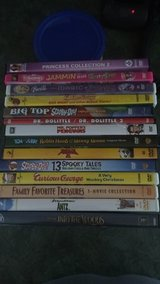 Various Family/Childrens DVDs in Alamogordo, New Mexico