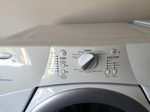 Whirlpool Duet Washer and Dryer in Cleveland, Texas