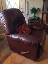 POWER WALLHUGGER RECLINER.. by Best Chairs, Inc..GENUINE LEATHER!! in Philadelphia, Pennsylvania