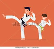 DAD or MOM take a karate class with your child in Quantico, Virginia