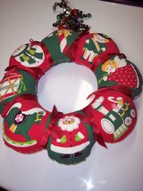 Handmade Wreath-Reversable-Bright! in Alamogordo, New Mexico