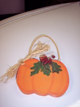 Fall Decor Door hangers & Candle in Alamogordo, New Mexico