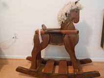 Rocking Horse in Coldspring, Texas