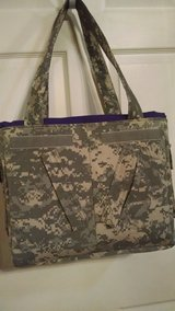 U S Army Camouflage Tote Bag in Cherry Point, North Carolina