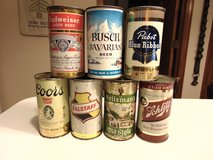 Wanted Old Beer Cans in Naperville, Illinois