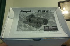 Aimpoint CompM4, 2MOA/QRP2 complete with box in Virginia Beach, Virginia