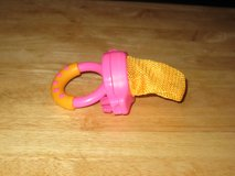 Toddler fruit pacifier in Houston, Texas