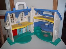 Fisher Price Foldup Dollhouse in Brookfield, Wisconsin