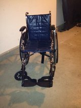 Wheelchair in Travis AFB, California