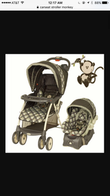 Carseat/Stroller Combo in Conroe, Texas