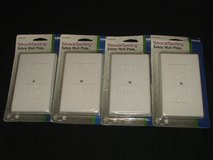 4 Eagle Electric Shock Sentry Safety Wall Plates NEW in Naperville, Illinois