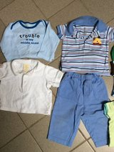 Baby boy size 9 months clothes in Ramstein, Germany