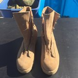 Military Boots in Houston, Texas