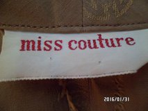 Vintage  Shirtwaist Dress 1950's Beautiful ! Miss Couture in Orland Park, Illinois