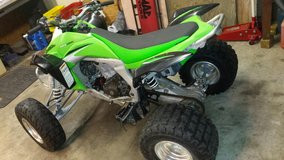 Reduced 2009 kawasaki kfx 450 fuel injected with reverse in Warner Robins, Georgia